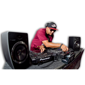 DJ - профессионал